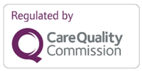 CQC Regulated By who we work with200x100